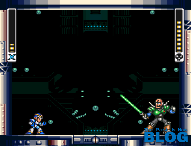 the past is now blog análisis review megaman x snes lucha con sigma