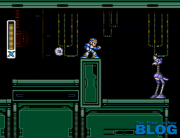 the past is now blog análisis review megaman x snes nivel oscuro