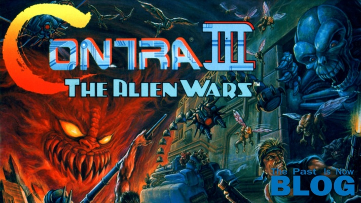 contra 3 the alien wars the past is now blog snes mini
