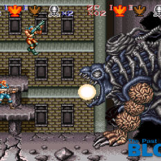 contra iii the alien wars the past is now snes mini 2