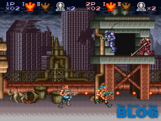 contra iii the alien wars the past is now snes mini 3