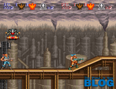 contra iii the alien wars the past is now snes mini