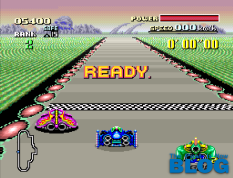 F-Zero SNES MINI the past is now screenshot 3