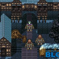 Final Fantasy VI the past is now snes mini screenshot II