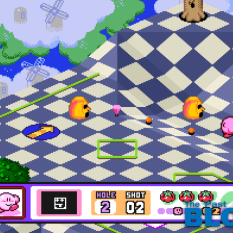 Kirby Dream Course the past is now blog screenshot snes mini 3