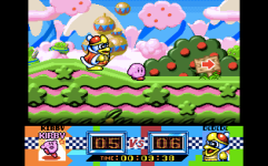 Kirby Super Star Fun Pak the past is now blog 2