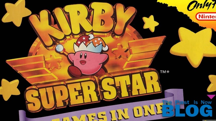 Kirby Super Star Kirby Fun Pak The past is now blog snes mini cover