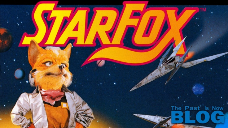 starfox starwing cover the past is now blog snes mini