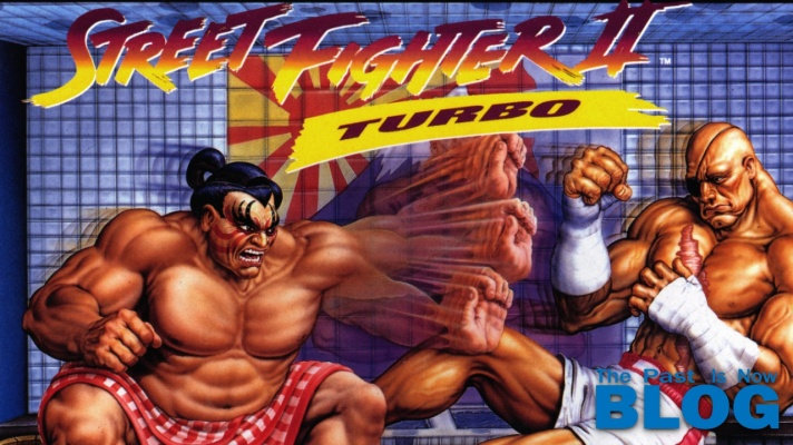 STREET FIGHTER 2 TURBO HYPER FIGHTING THE PAST IS NOW BLOG COVER SNES MINI