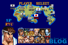 Street Fighter II Turbo Hyper Fighting the past is now blog snes mini screenshot 1