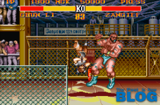 Street Fighter II Turbo Hyper Fighting the past is now blog snes mini screenshot 2