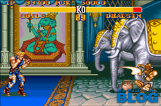 Street Fighter II Turbo Hyper Fighting the past is now blog snes mini screenshot 3