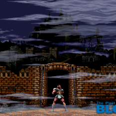 Super Castlevania IV the past is now blog screenshot snes mini 3