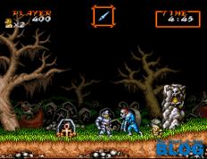 Super Ghouls _n Ghosts the past is now blog snes mini screenshot 2