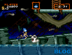 Super Ghouls _n Ghosts the past is now blog snes mini screenshot 3