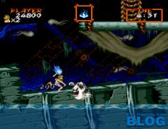 Super Ghouls _n Ghosts the past is now blog snes mini screenshot 3