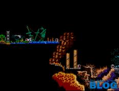 Super Ghouls _n Ghosts the past is now blog snes mini screenshot
