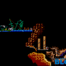 Super Ghouls _n Ghosts the past is now blog snes mini screenshot