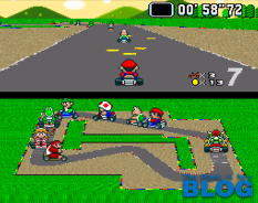 super mario kart the past is now blog snes mini screenshot 2