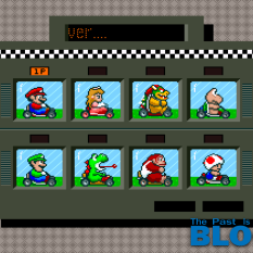 super mario kart the past is now blog snes mini screenshot 3