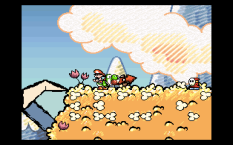 super mario world 2 yoshi's island the past is now blog snes mini screenshot 3