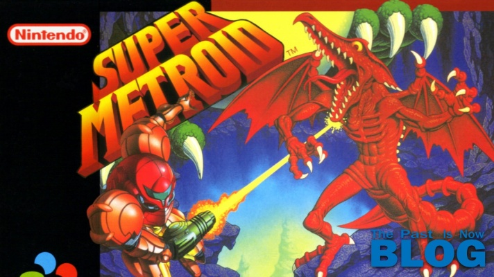 Super Metroid The Past is Now blog SNES Mini cover