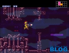 Super Metroid The Past is Now blog SNES Mini screenshot 1