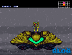 Super Metroid The Past is Now blog SNES Mini screenshot 2