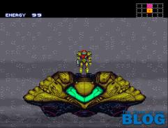 Super Metroid The Past is Now blog SNES Mini screenshot 2