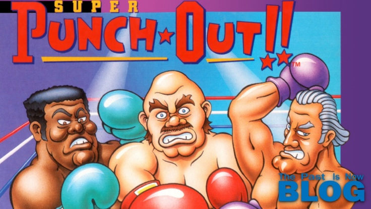 Super Punch Out The Past is Now Blog snes mini cover