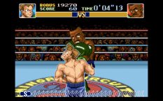 Super Punch Out The Past is Now Blog snes mini screenshot 1