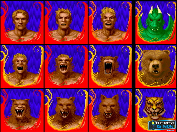 Altered Beast review the past is now pako mulero 2