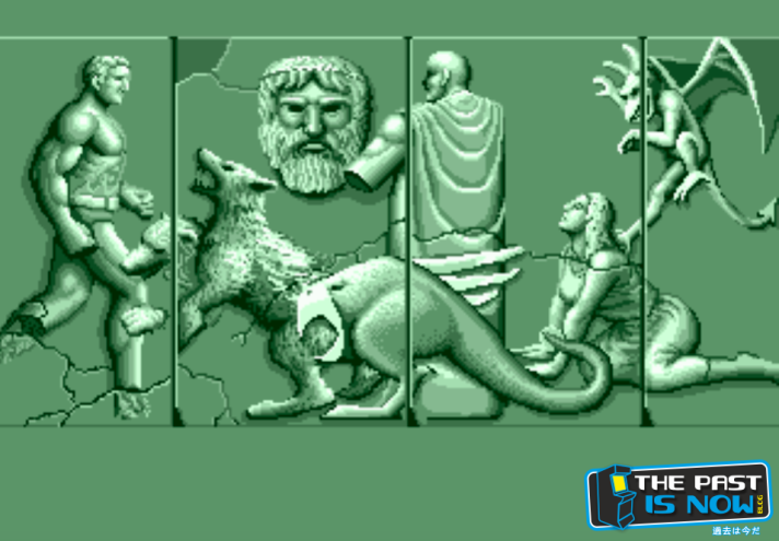 Altered Beast review the past is now pako mulero