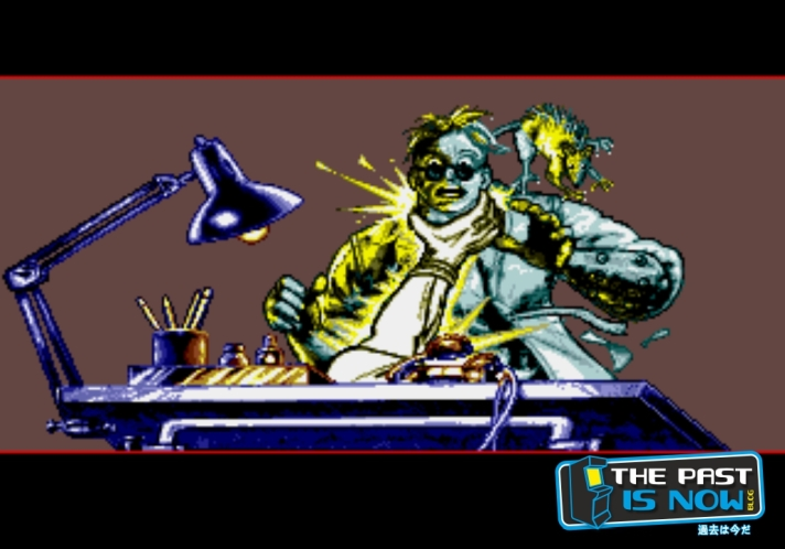 Comix Zone the past is now analisis cabesa freeman (2)