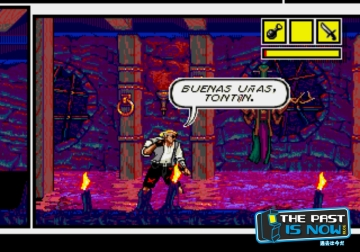 Comix Zone the past is now analisis cabesa freeman (35)