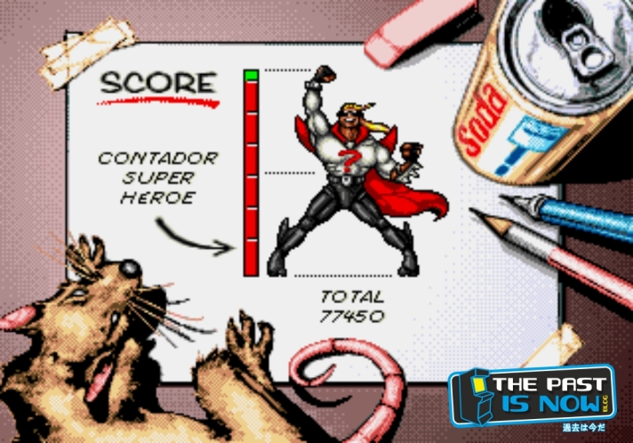 Comix Zone the past is now analisis cabesa freeman (64)