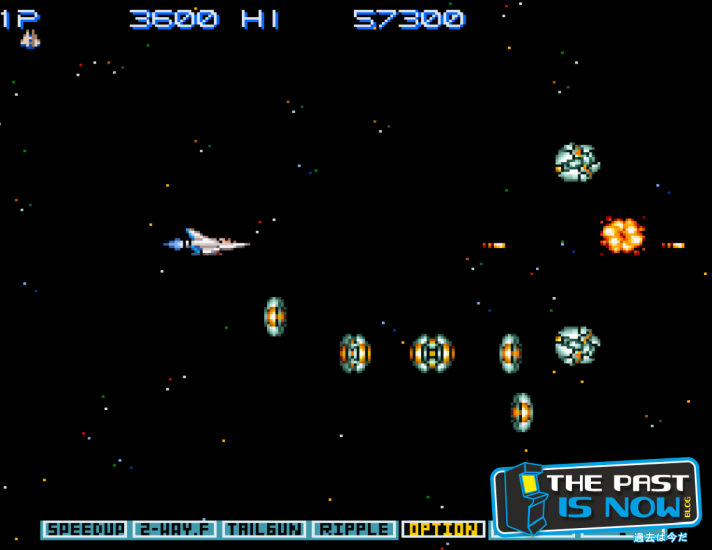 Gradius III The Past Is Now Blog Pako Mulero
