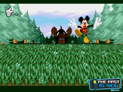 The Past is Now Blog Mickey Mania Wild Adventure Review Análisis captura screenshoot Ivelias 12