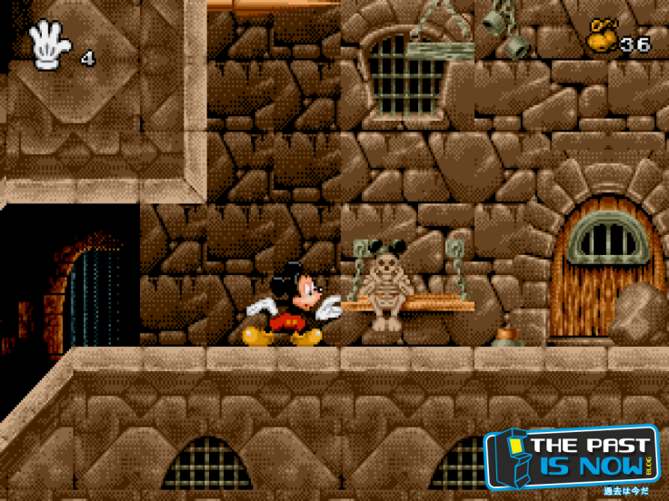The Past is Now Blog Mickey Mania Wild Adventure Review Análisis captura screenshoot Ivelias 19.png