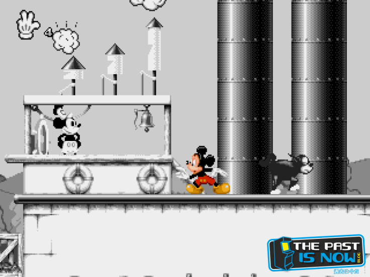 The Past is Now Blog Mickey Mania Wild Adventure Review Análisis captura screenshoot Ivelias 2