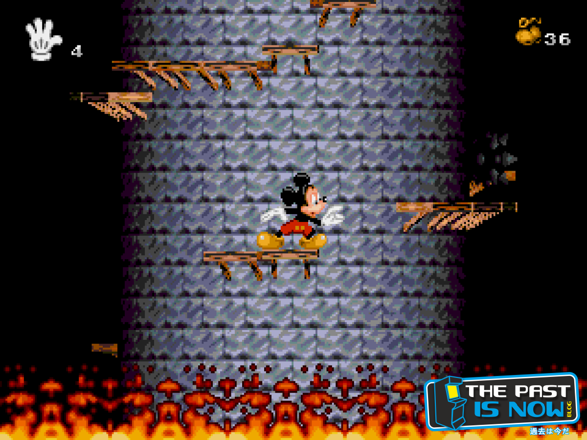 The Past is Now Blog Mickey Mania Wild Adventure Review Análisis
