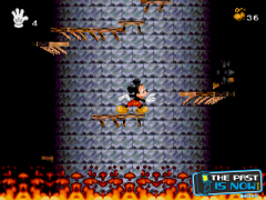 The Past is Now Blog Mickey Mania Wild Adventure Review Análisis captura screenshoot Ivelias 21