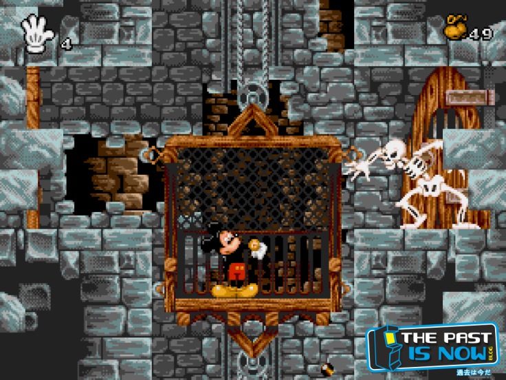 The Past is Now Blog Mickey Mania Wild Adventure Review Análisis captura screenshoot Ivelias 7