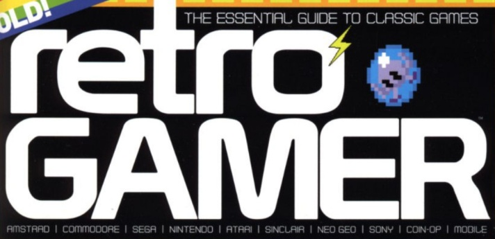 retro gamer uk the past is now blog