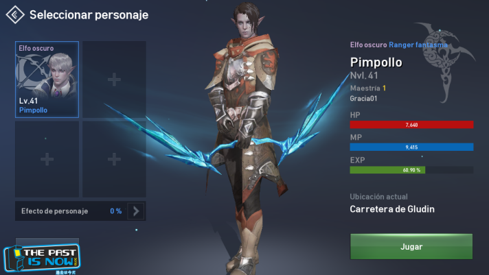 the past is now blog lineage 2 revolution screenshot impresiones 14