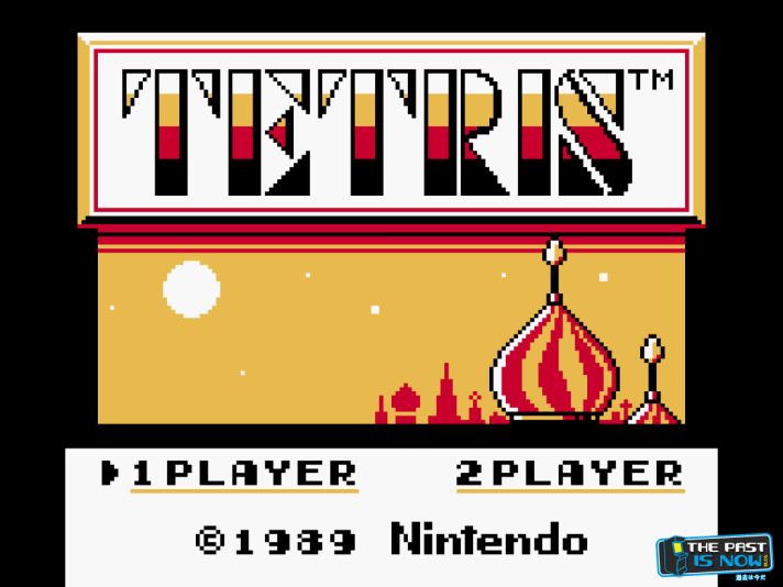the past is now blog Tetris Game Boy 1