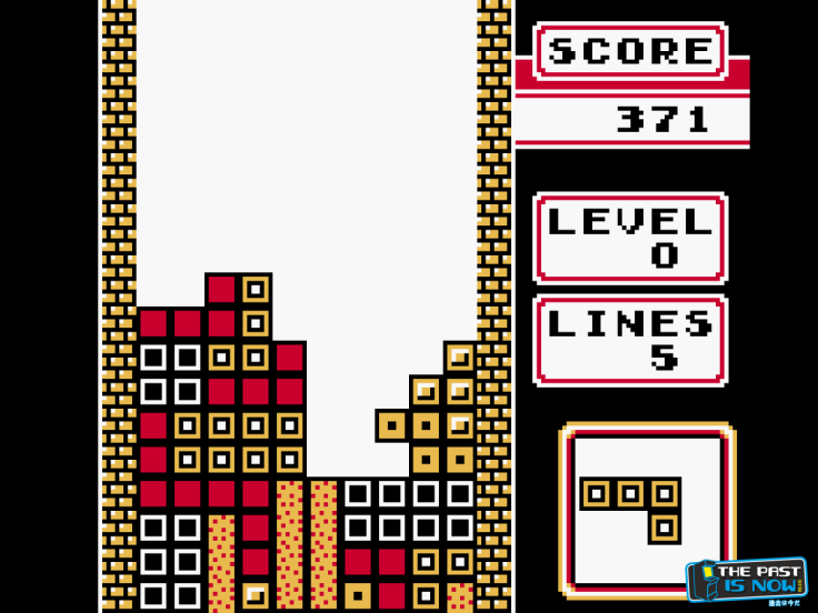 the past is now blog Tetris Game Boy 11