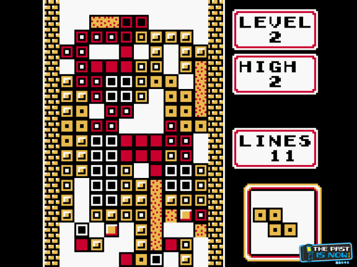 the past is now blog Tetris Game Boy 5