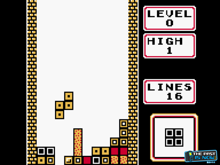 the past is now blog Tetris Game Boy 7