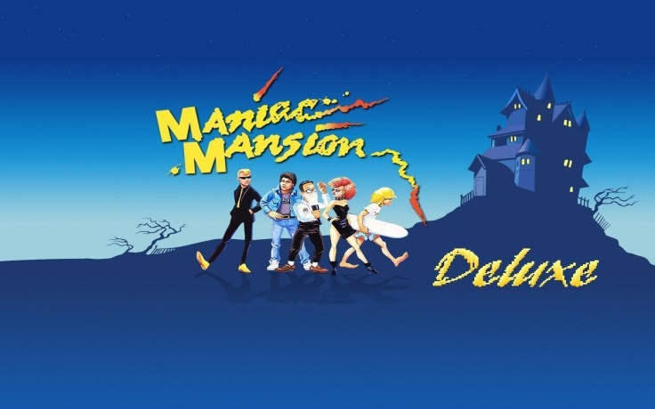 the past is now maniac mansion deluxe
